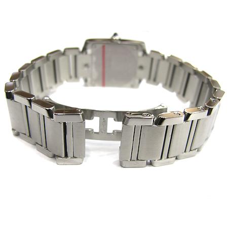 Cartier(까르띠에) W51008Q3 탱크 S 사이즈 스틸 여성용 시계 [부천 현대점] 이미지4 - 고이비토 중고명품