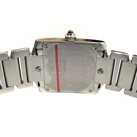 Cartier(까르띠에) W51008Q3 탱크 S 사이즈 스틸 여성용 시계 [부천 현대점] 이미지5 - 고이비토 중고명품