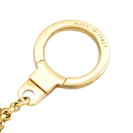Louis Vuitton(루이비통) 금장 방울 장식 백참 겸 키링 이미지4 - 고이비토 중고명품