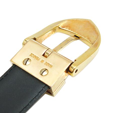 Louis Vuitton(루이비통) R15002 에삐 블랙 금장버클 여성 벨트