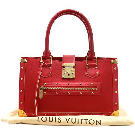 Louis Vuitton(루이비통) M91812 수할리 레더 르 파블로 토트백