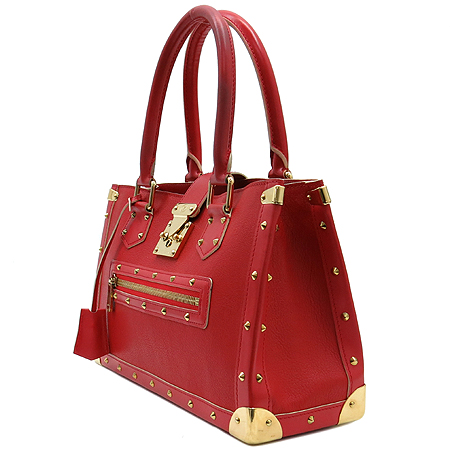 Louis Vuitton(루이비통) M91812 수할리 레더 르 파블로 토트백 이미지3 - 고이비토 중고명품