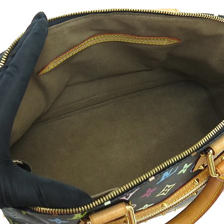 Louis Vuitton(루이비통) M92646 모노그램 멀티 블랙 알마 토트백