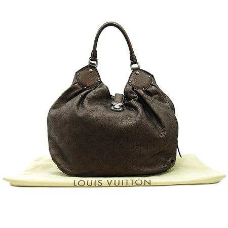 Louis Vuitton(루이비통) 브론즈 마히나 래더 L 사이즈 토트백 [강남본점]