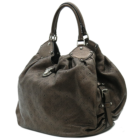 Louis Vuitton(루이비통) 브론즈 마히나 래더 L 사이즈 토트백 [강남본점] 이미지3 - 고이비토 중고명품
