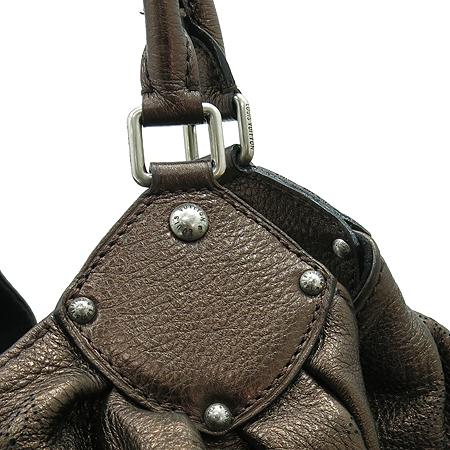 Louis Vuitton(루이비통) 브론즈 마히나 래더 L 사이즈 토트백