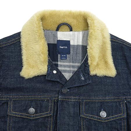 GAP(갭) 아동용 청 자켓