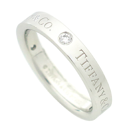 Tiffany(Ƽ�Ĵ�) PT950(�÷�Ƽ��) Tiffany&Co �ΰ� 3����Ʈ ���̾� ���� - 8ȣ [�?����]
