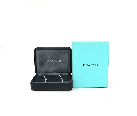 Tiffany(티파니) 21671835 18K 골드 ELSA PERETTI(엘사 페레티) 오픈 하트 귀걸이