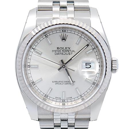 Rolex(�η���) 116234 ��ƿ DATE JUST(����Ʈ ��Ʈ) ������ �ð�