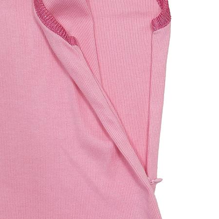 D&G(돌체&가바나) 핑크컬러 나시 원피스