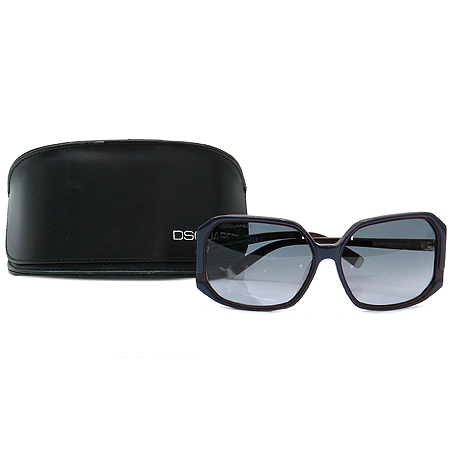 DSQUARED2(디스퀘어드2) DQ0052 83B 스퀘어 뿔테 선글라스