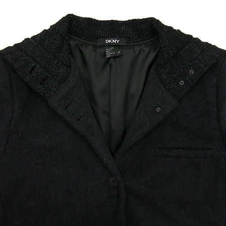 DKNY(도나카란) 차콜그레이컬러 점퍼 이미지2 - 고이비토 중고명품