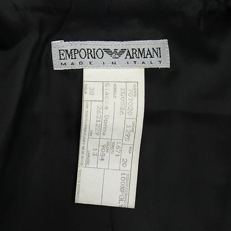 Emporio Armani(엠포리오 아르마니) 블랙컬러 더블버튼 자켓