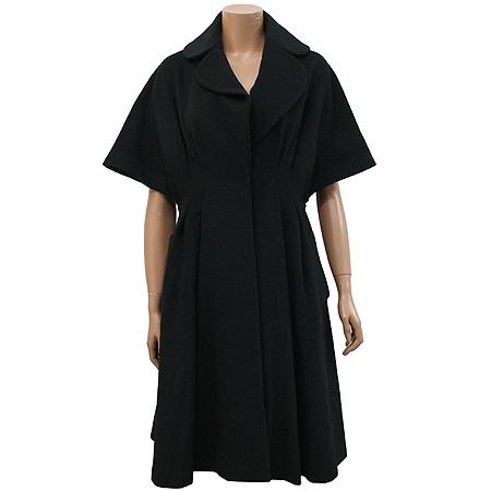 Jill Stuart(질스튜어트) 블랙컬러 캐시미어혼방 코트