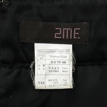 2ME(투미) 블랙컬러 스커트
