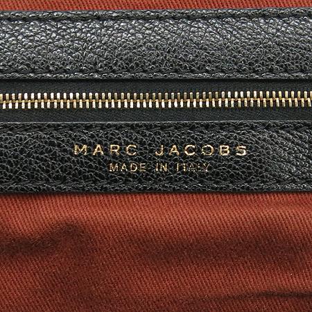 Marc_Jacobs(마크제이콥스) 블랙 퀼팅 레더 리틀 스탐 금장체인 2WAY