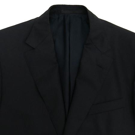 Gucci(구찌) 실크 혼방 블랙 정장자켓