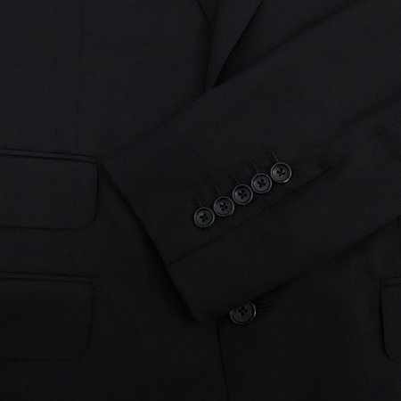 Gucci(구찌) 실크 혼방 블랙 정장자켓 [동대문점] 이미지3 - 고이비토 중고명품