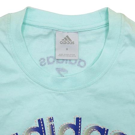 Adidas(아디다스) 민트컬러 반팔 티