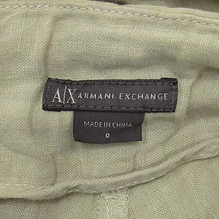Armani Exchange(아르마니 익스체인지) 연베이지컬러 마 바지 이미지4 - 고이비토 중고명품