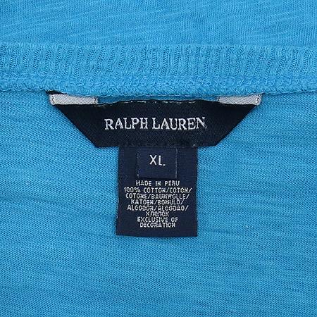 Polo Ralphlauren(���) �Ƶ��� ��ī�̺���÷� V�� Ƽ