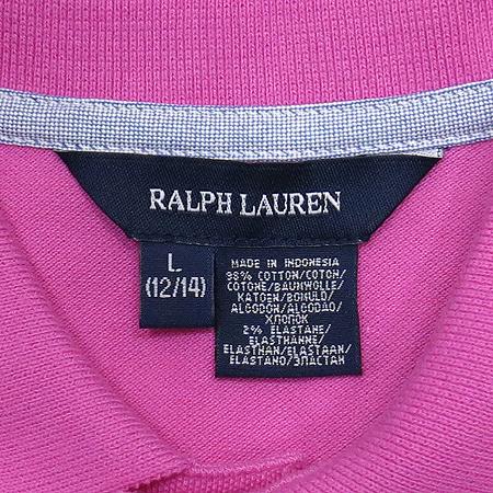 Polo Ralphlauren(폴로) 아동용 핑크컬러 원피스