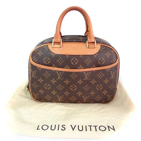 Louis Vuitton(���̺���) M42228 ���� ĵ���� Ʈ��� ��Ʈ�� [�ϻ����]