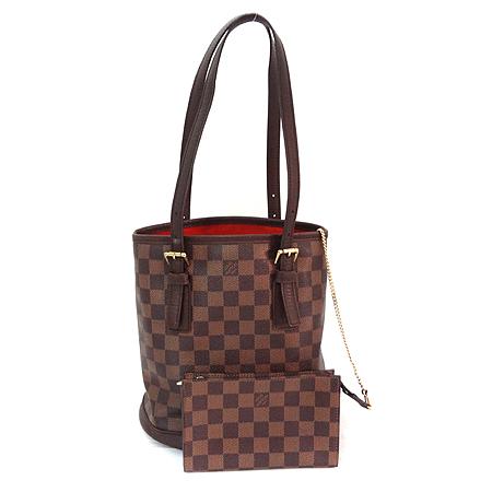 Louis Vuitton(루이비통) N42240 다미에 캔버스 에벤 바겟 숄더백 + 보조 파우치 [일산매장]