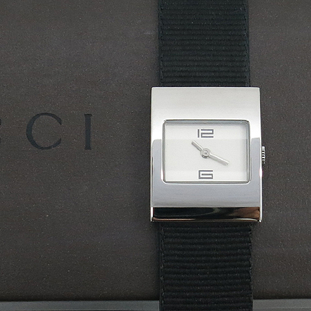 Gucci(구찌) 4900L 가죽밴드 여성용 시계 이미지2 - 고이비토 중고명품