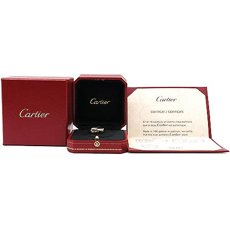 Cartier(까르띠에) B4086147 18K 삼색 골드 트리니티 반지-7호 [분당매장]