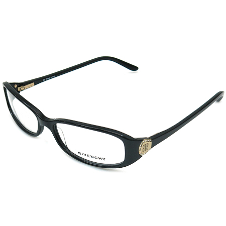 GIVENCHY(지방시) VGV649S 측면 금장 로고 장식 뿔테 안경 이미지2 - 고이비토 중고명품