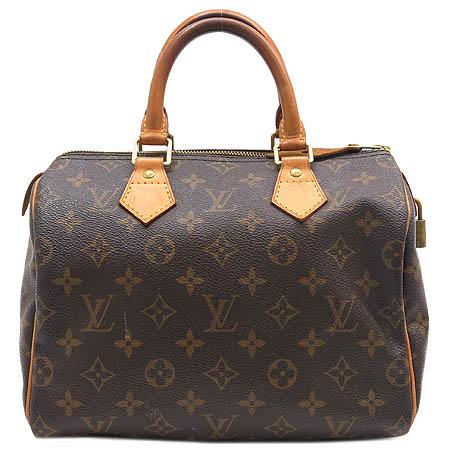Louis Vuitton(루이비통) M41528 모노그램 캔버스 스피디 25 토트백