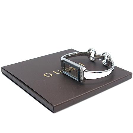 Gucci(구찌) YA127505 베젤 다이아 스퀘어 여성 팔찌 시계