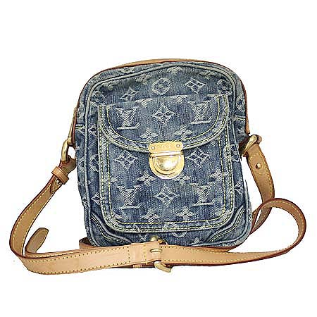 Louis Vuitton(루이비통) M95348 모노그램 데님 카메라 크로스백 [명동매장]