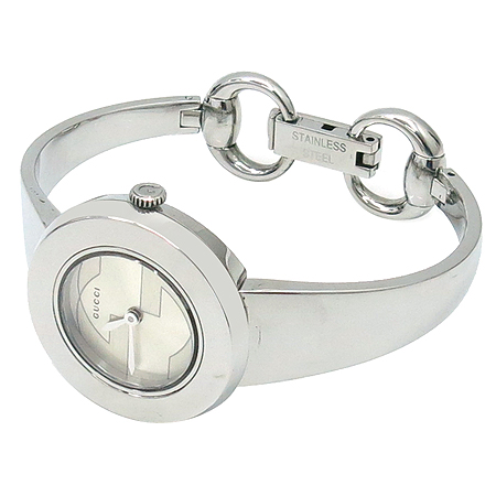 Gucci(구찌) 129.5 라운드 스틸 여성용 시계 [압구정매장] 이미지2 - 고이비토 중고명품