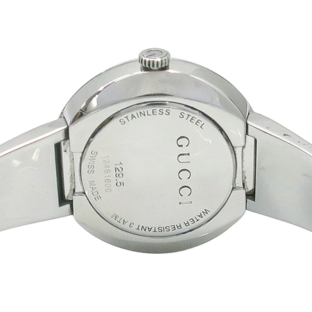 Gucci(구찌) 129.5 라운드 스틸 여성용 시계 [압구정매장] 이미지4 - 고이비토 중고명품