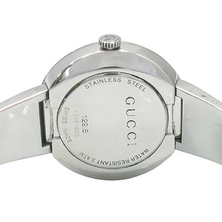 Gucci(구찌) 129.5 라운드 스틸 여성용 시계 [압구정매장]