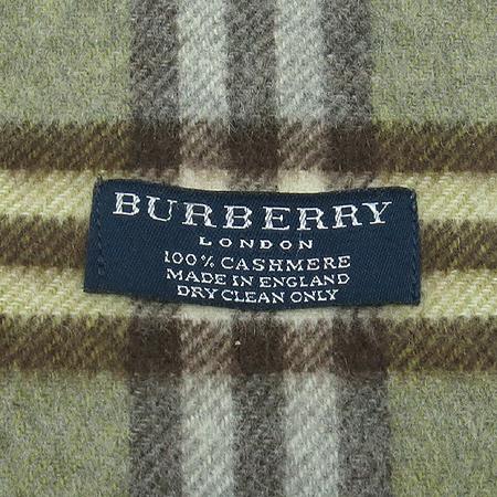 Burberry(버버리) 100% 캐시미어 머플러
