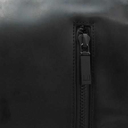 Dunhill(던힐) HPJ250 블랙 레더 원플랩 크로스백 [동대문점]
