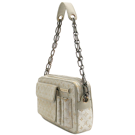 Louis Vuitton(루이비통) M92362 모노그램 브론즈 미니린 캔버스 체인 숄더백