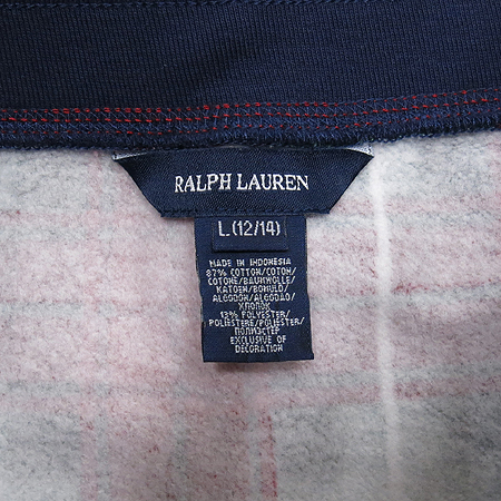 Polo Ralphlauren(폴로) 아동용 체크 스커트
