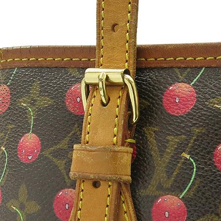 Louis Vuitton(루이비통) M95012 모노그램 캔버스 체리 바겟 숄더 겸 토트백