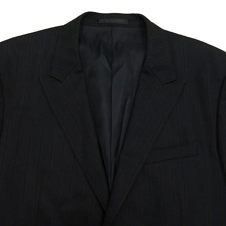 SOLID HOMME(솔리드옴므) 실크혼방 스트라이프 자켓