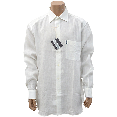 Zegna(제냐) 화이트컬러 마 셔츠 [동대문점]