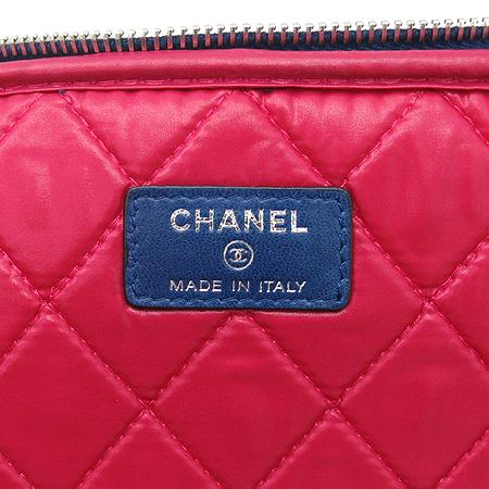 Chanel(샤넬) C07916Y09907 패브릭 퀼팅 다용도 케이스 겸 클러치백 [명동매장]