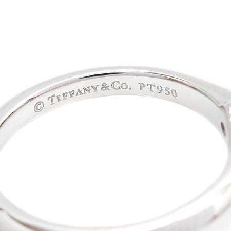 Tiffany(티파니) PT950 (플래티늄) 1포인트 다이아 (0.16 캐럿) 웨딩 반지 - 8호 [명동매장]