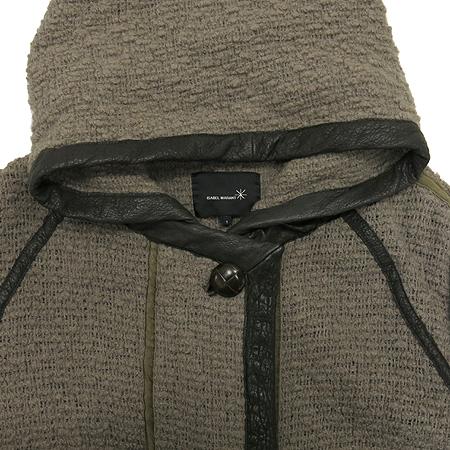 ISABEL MARANT(이자벨마랑) 브라운컬러 후드 코트 [부산센텀본점] 이미지3 - 고이비토 중고명품
