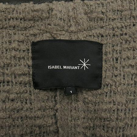 ISABEL MARANT(이자벨마랑) 브라운컬러 후드 코트 [부산센텀본점] 이미지5 - 고이비토 중고명품