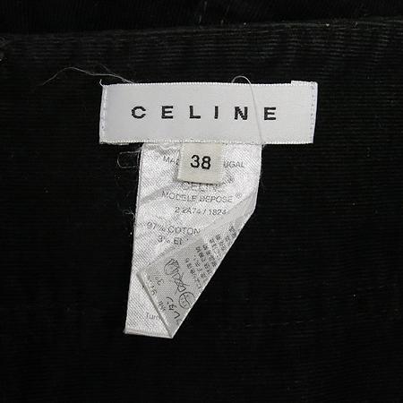 Celine(셀린느) 블랙컬러 스커트